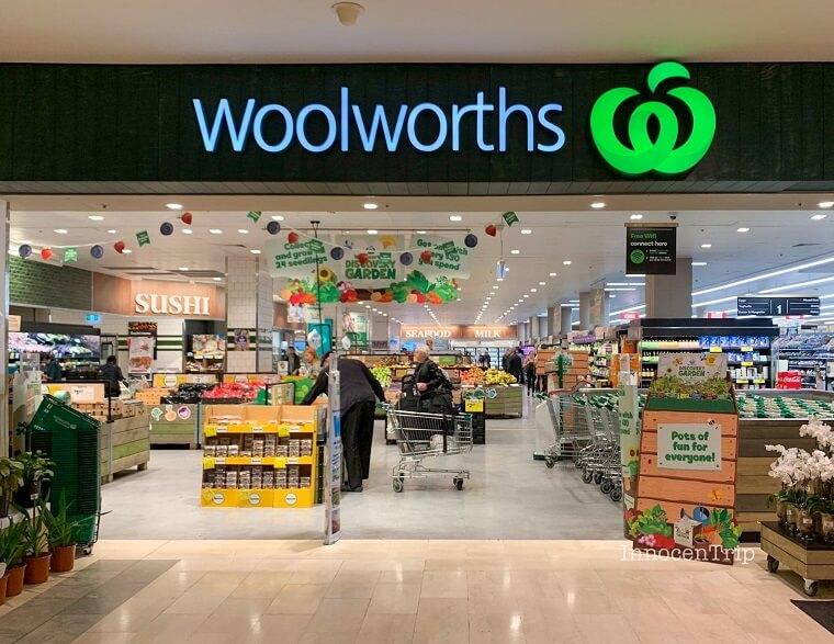 ウールワース(Woolworths)