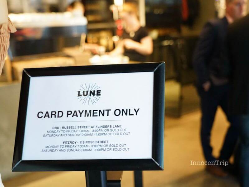 カード支払いのみ