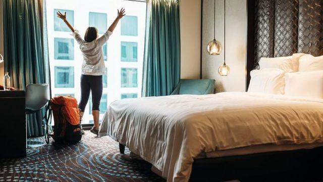 海外ホテル部屋