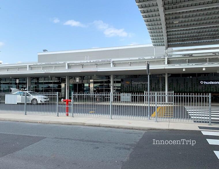 ケアンズ空港国内線ターミナル
