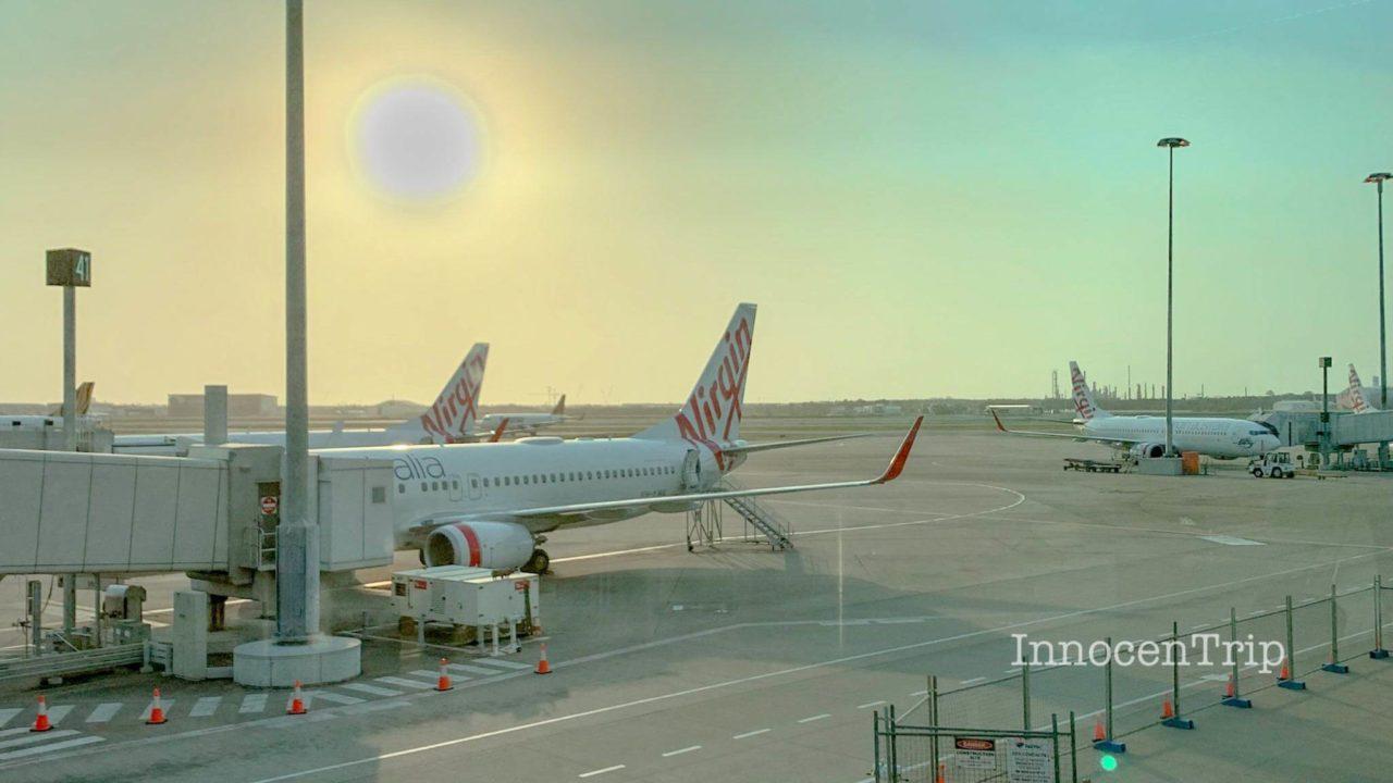 ヴァージン・オーストラリア飛行機