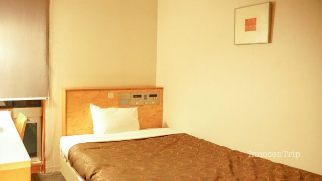 ホテル オーク静岡の宿泊記・感想、静岡市葵区のビジネスホテル
