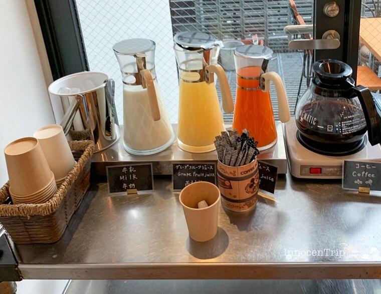 ジュース・コーヒー