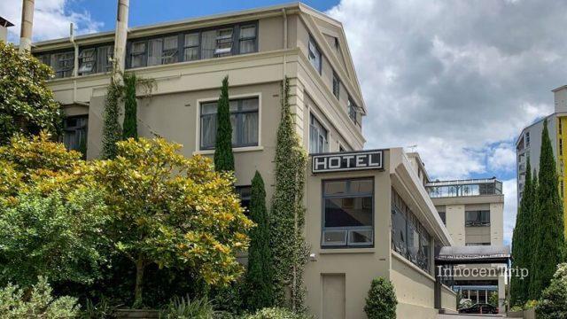 キウイ インターナショナル ホテル宿泊記、オークランド