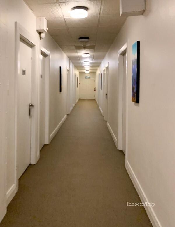 1階の階段