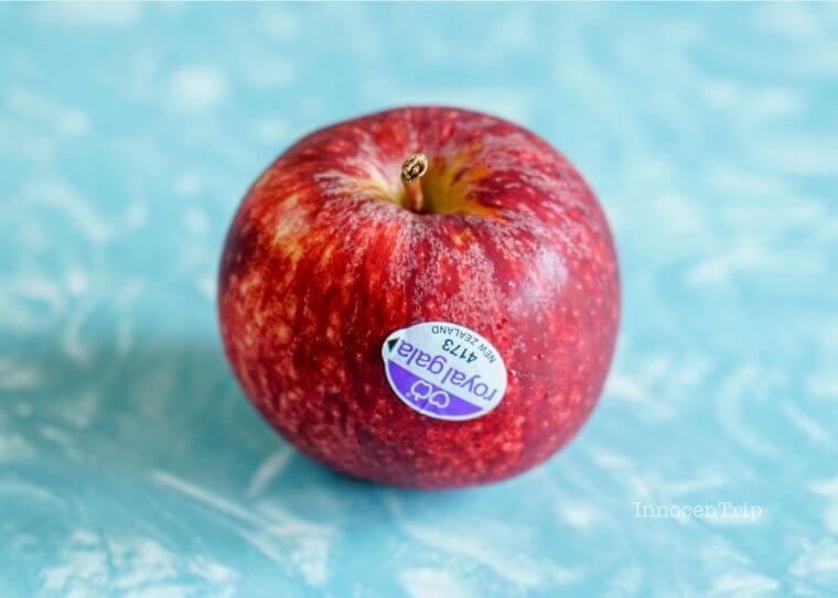 小さいりんご