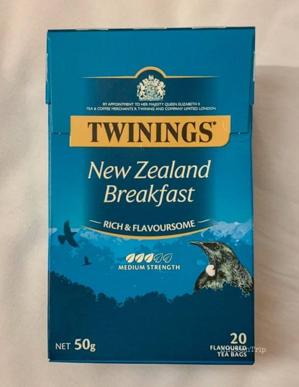 TWININGS New Zealand breakfast