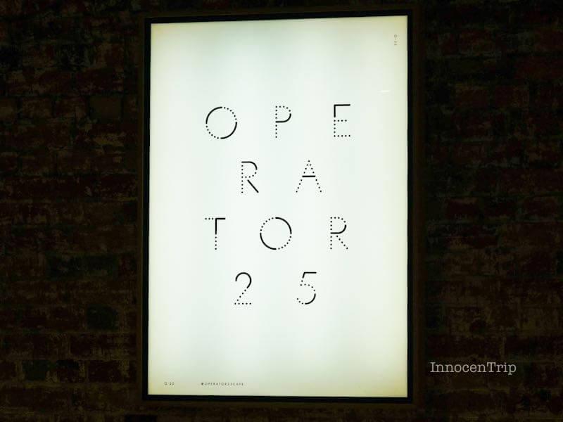 OPERATOR25