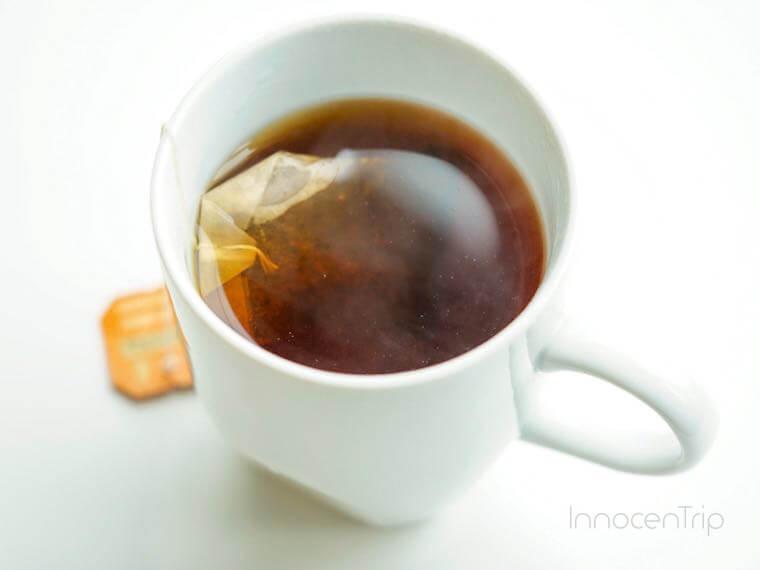 オーストラリアの紅茶をいれる