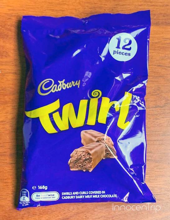 Cadbury Twirl(キャドバリー トワール)