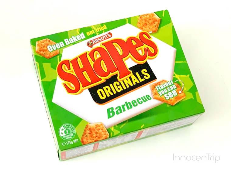 SHaPes(シェイプス)BBQ