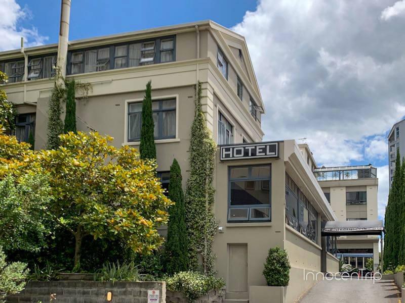 キーウィ インターナショナル ホテル