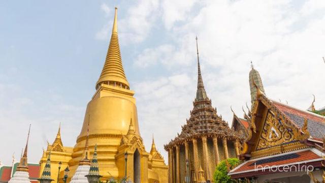 バンコク、微笑みの国タイの首都へ女子ひとり旅!観光スポット・グルメまとめ