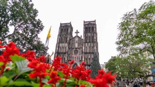 ハノイ、昭和を感じるベトナム首都へ女子ひとり旅!観光スポット・グルメまとめ