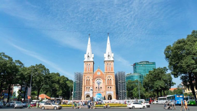 ホーチミン、ベトナム最大の都市へ女子ひとり旅!観光スポット・グルメまとめ